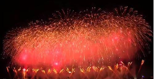 多摩川花火大会の穴場スポット世田谷側5選!あまり知られていない場所がまだあった。